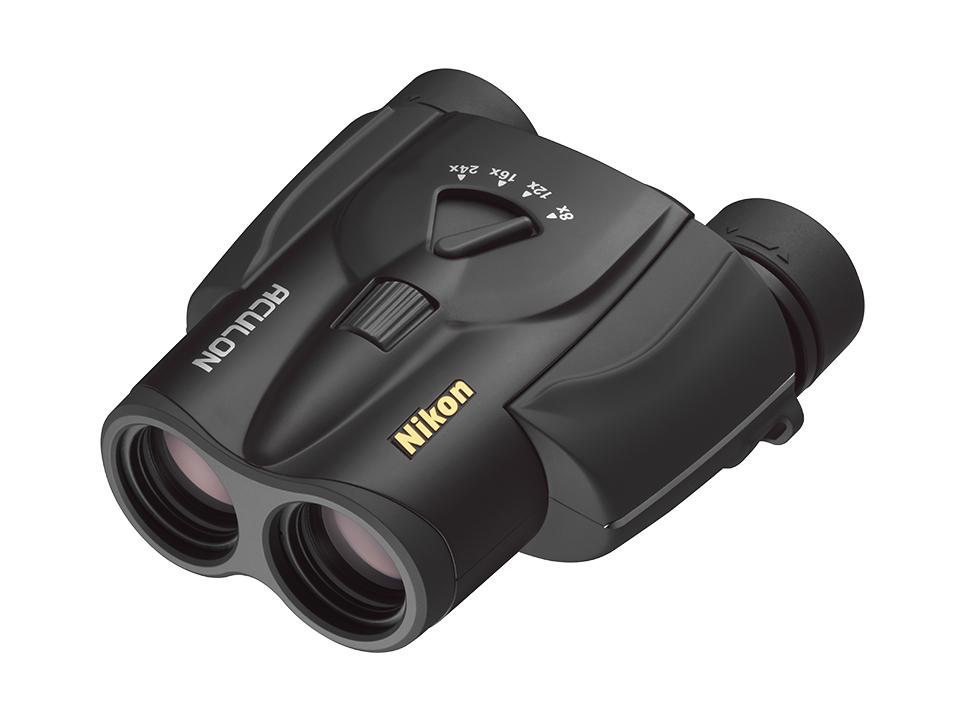 【スポーツ観戦に最適な3倍ズーム双眼鏡】ニコン アキュロンT11 ブラック Nikon ACULON T11【他カラーあります】