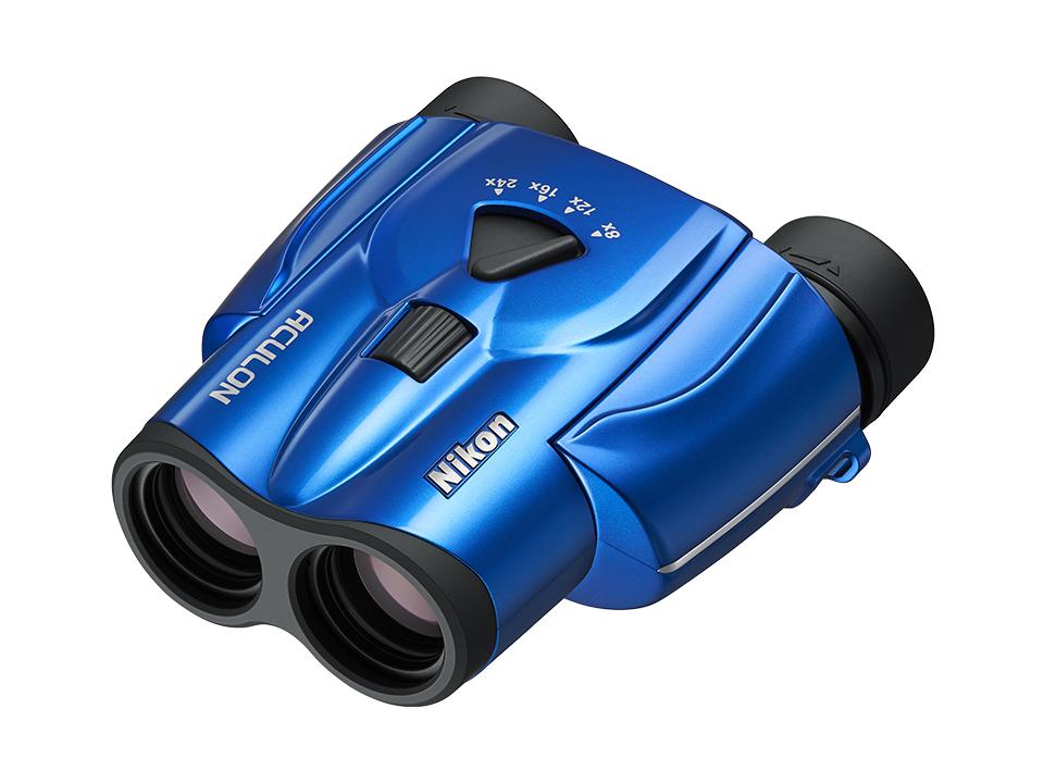 【スポーツ観戦に最適な3倍ズーム双眼鏡】ニコン アキュロンT11 ブルー Nikon ACULON T11【他カラーあります】