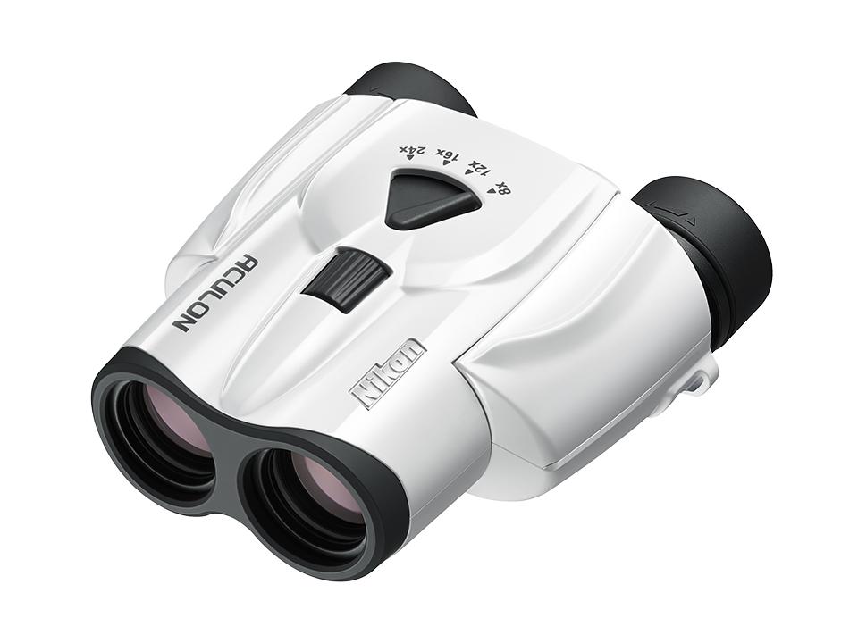 【スポーツ観戦に最適な3倍ズーム双眼鏡】ニコン アキュロンT11 ホワイト Nikon ACULON T11【他カラーあります】