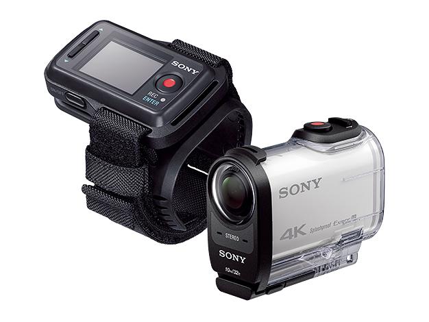 【新品】SONY ソニー デジタル4Kビデオカメラレコーダー アクションカム FDR-X1000VR