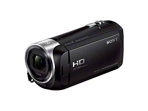 SONY ソニー HDR-CX470 ブラック デジタルHDビデオカメラレコーダー ハンディカム