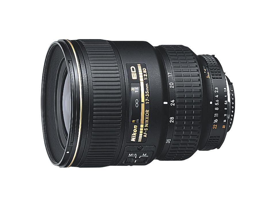 Nikon ニコン AI AF-S Zoom-Nikkor 17-35mm f/2.8D IF-ED