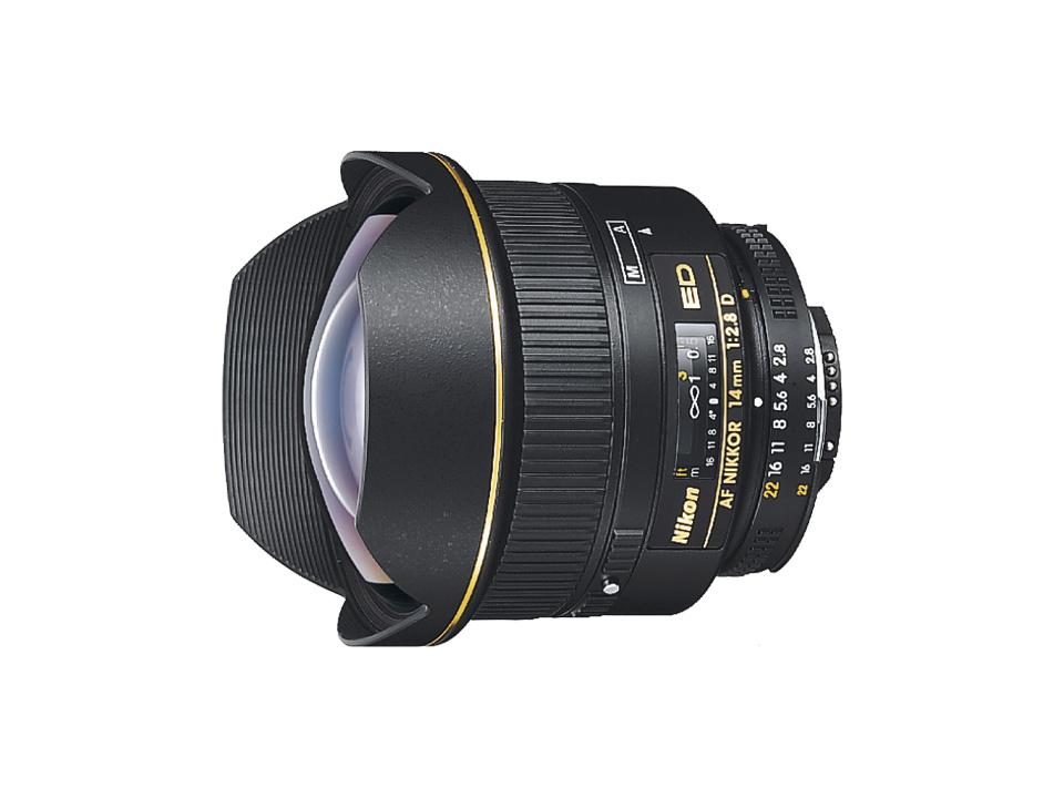 Nikon ニコン AI AF Nikkor 14mm f/2.8D ED