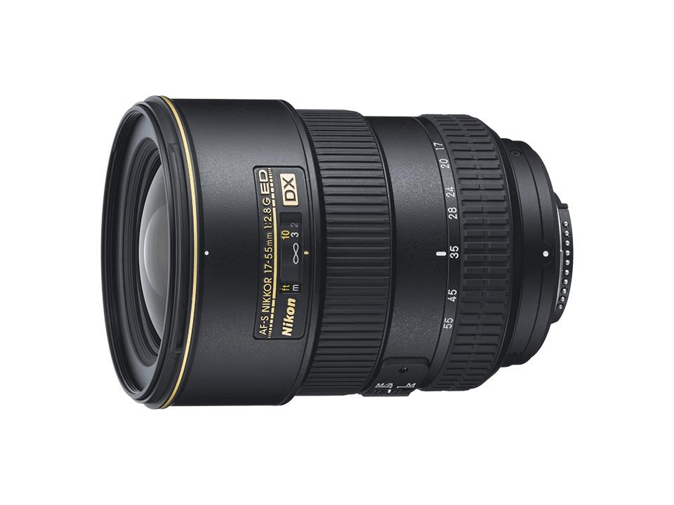 Nikon ニコン AF-S DX Zoom-Nikkor 17-55mm f/2.8G IF-ED