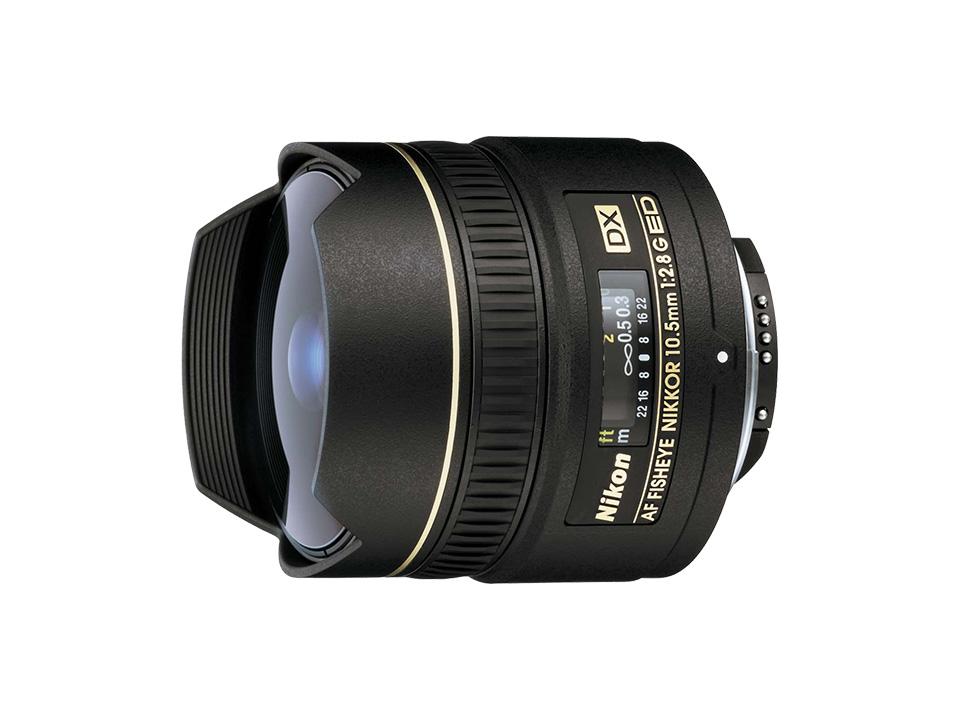 Nikon ニコン AF DX Fisheye-Nikkor 10.5mm f/2.8G ED