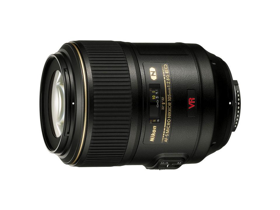Nikon ニコン AF-S VR Micro-Nikkor 105mm f/2.8G IF-ED