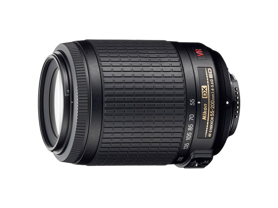 Nikon ニコン AF-S DX VR Zoom-Nikkor 55-200mm f/4-5.6G IF-ED