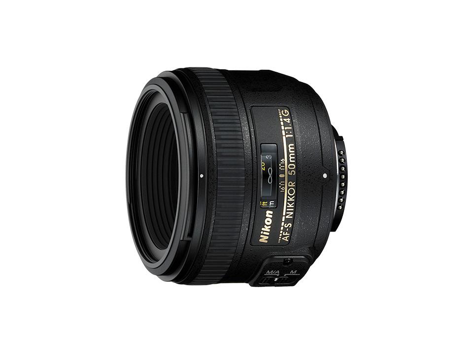 Nikon ニコン AF-S NIKKOR 50mm f/1.4G