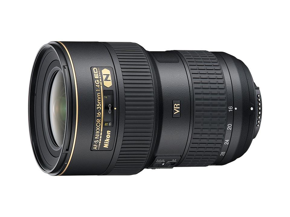 Nikon ニコン AF-S NIKKOR 16-35mm f/4G ED VR