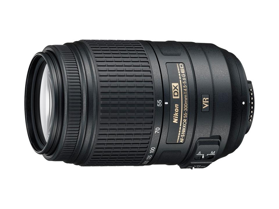 Nikon ニコン AF-S DX NIKKOR 55-300mm f/4.5-5.6G ED VR