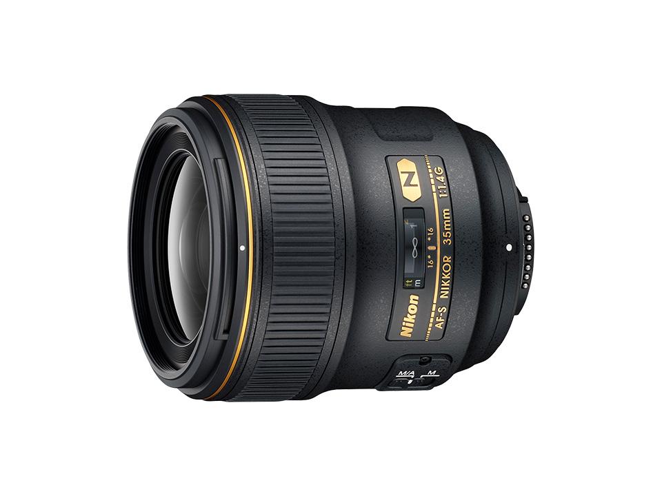 Nikon ニコン AF-S NIKKOR 35mm f/1.4G