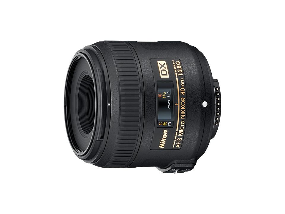 Nikon ニコン AF-S DX Micro NIKKOR 40mm f/2.8G