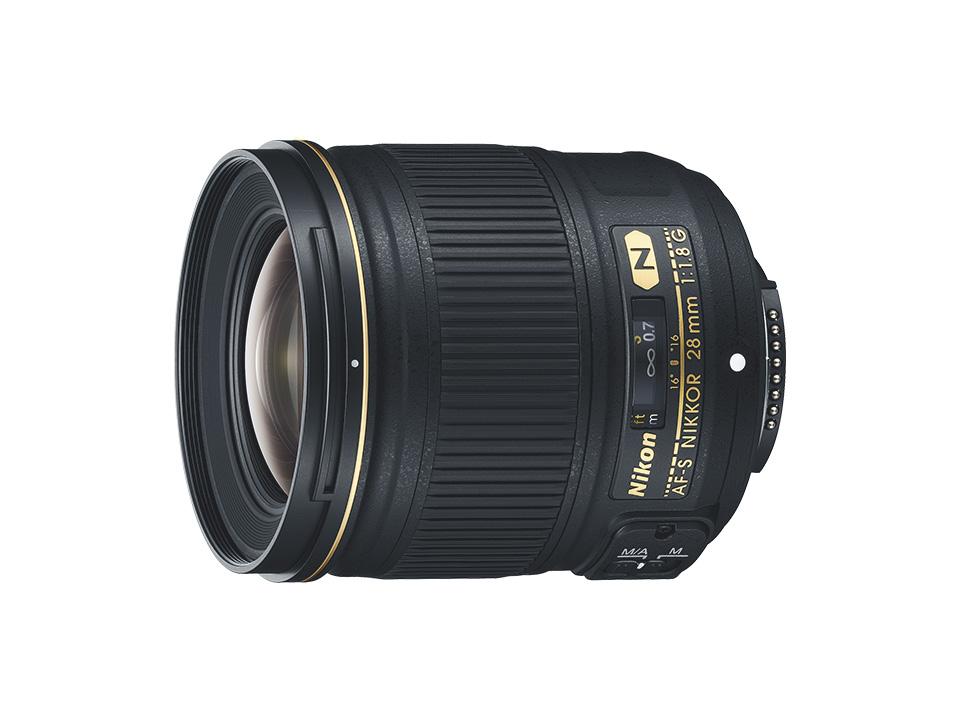 Nikon ニコン AF-S NIKKOR 28mm f/1.8G