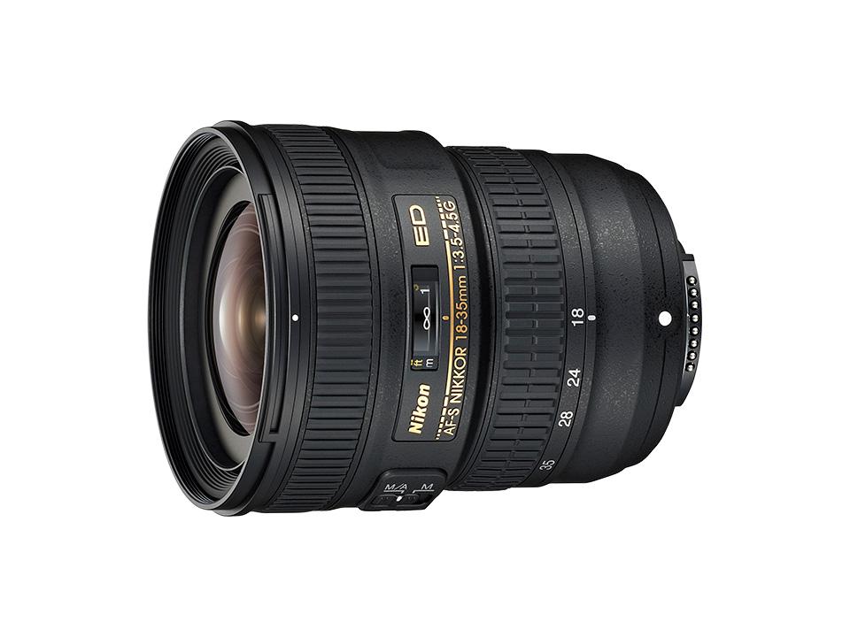 Nikon ニコン AF-S NIKKOR 18-35mm f/3.5-4.5G ED