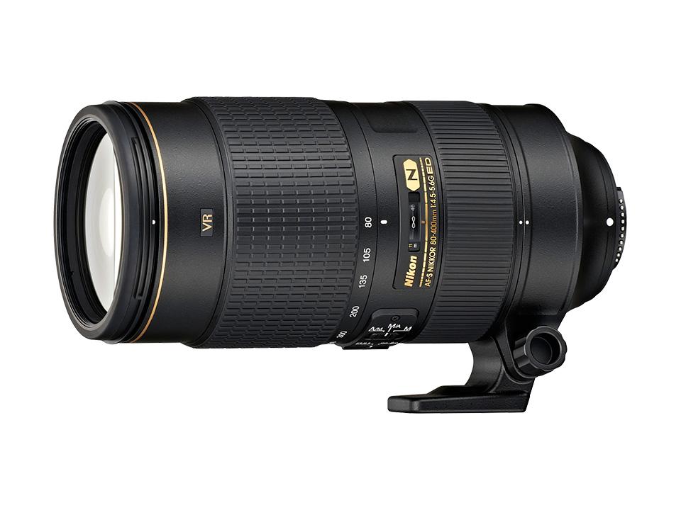 Nikon ニコン AF-S NIKKOR 80-400mm f/4.5-5.6G ED VR