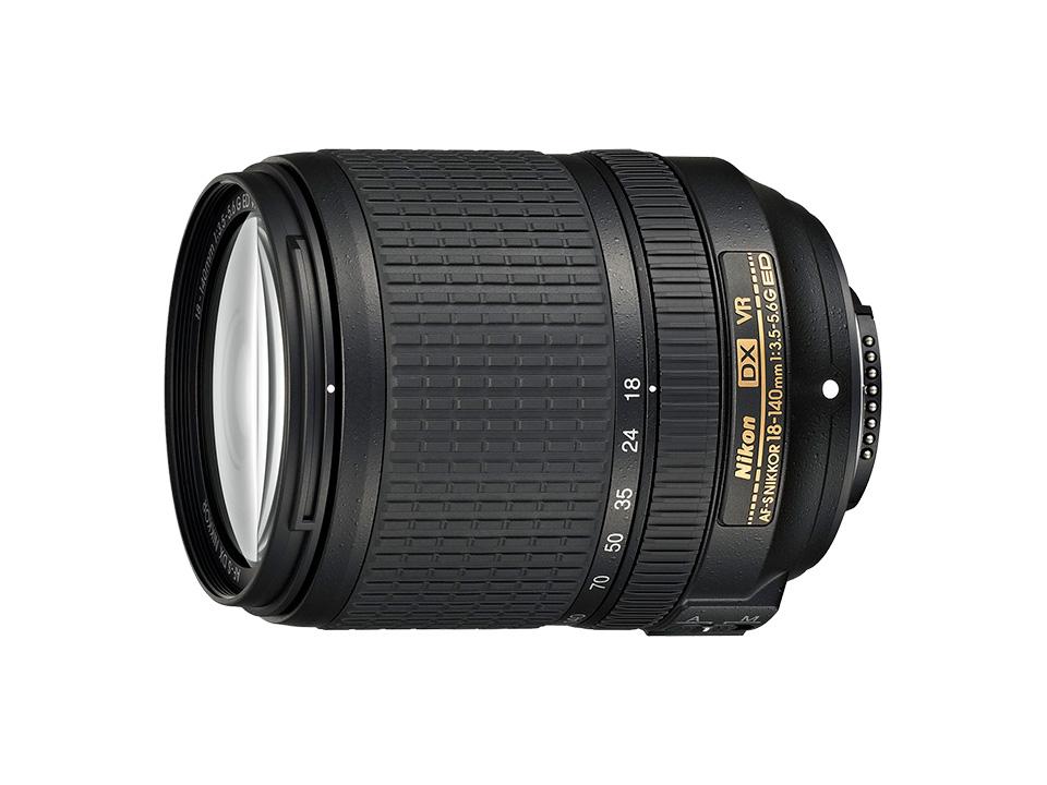 Nikon ニコン AF-S DX NIKKOR 18-140mm f/3.5-5.6G ED VR