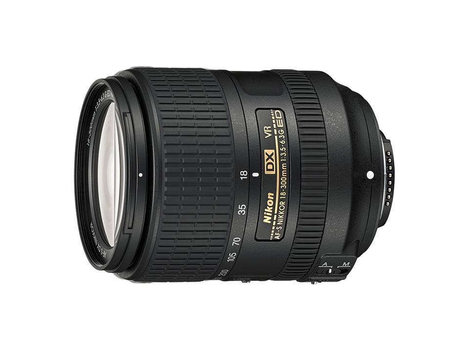 Nikon ニコン AF-S DX NIKKOR 18-300mm f/3.5-6.3G ED VR