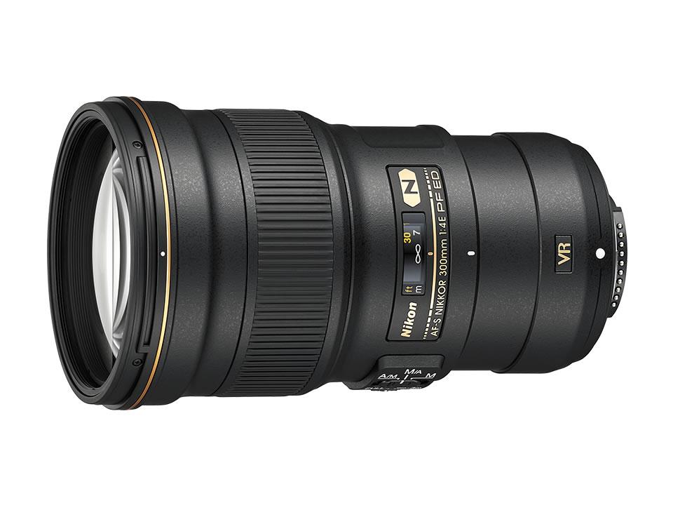 Nikon ニコン AF-S NIKKOR 300mm f/4E PF ED VR