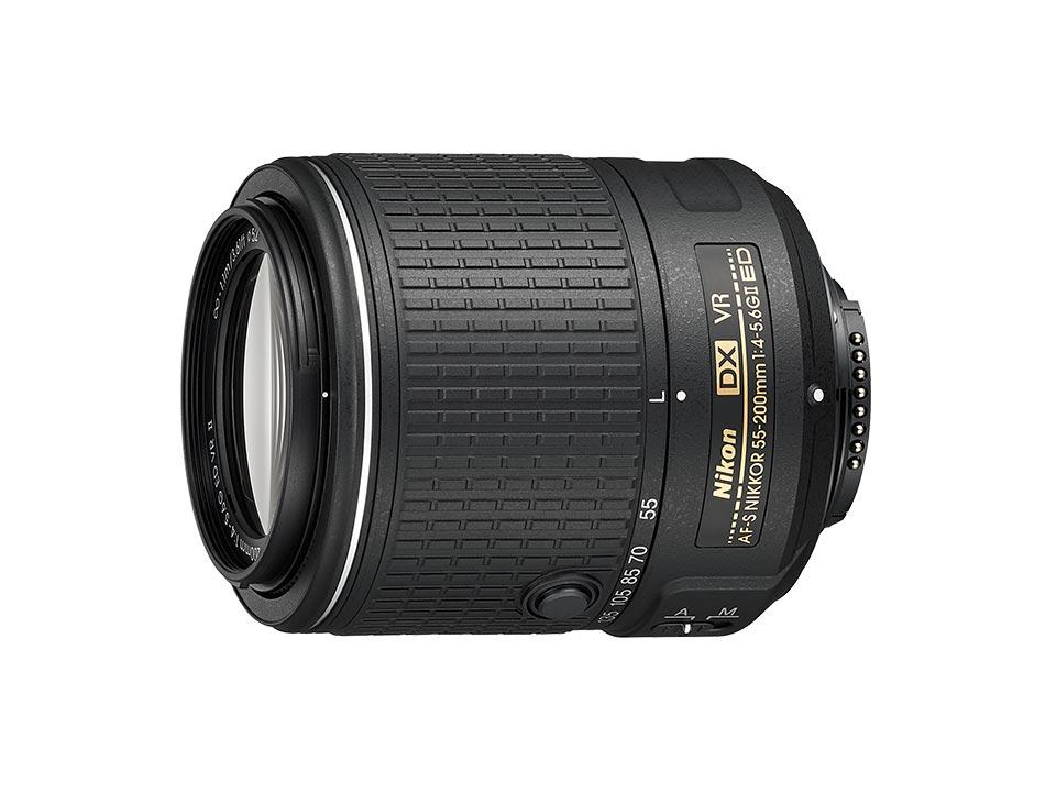 Nikon ニコン AF-S DX NIKKOR 55-200mm f/4-5.6G ED VR II
