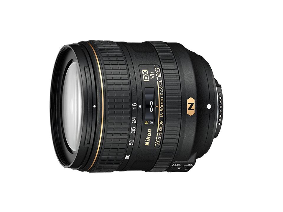 Nikon ニコン AF-S DX NIKKOR 16-80mm f/2.8-4E ED VR