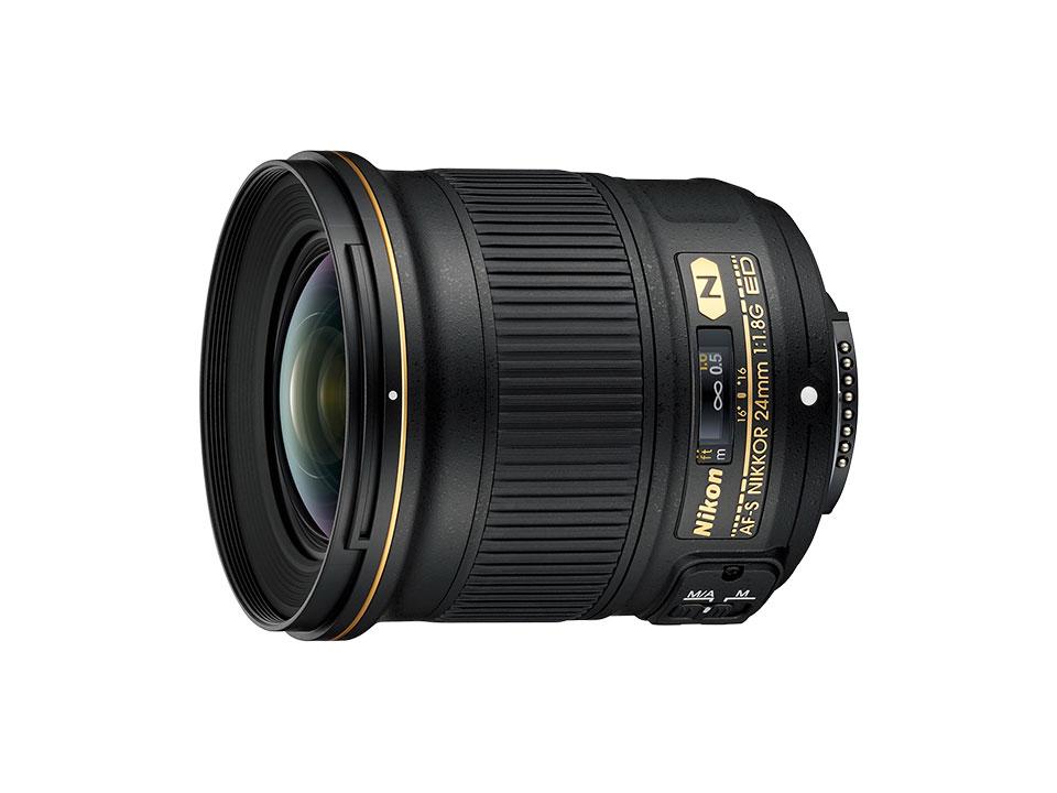 Nikon ニコン AF-S NIKKOR 24mm f/1.8G ED