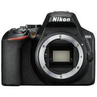 ニコン D3500 ボディ ブラック 一眼レフカメラ(レンズ別売り)