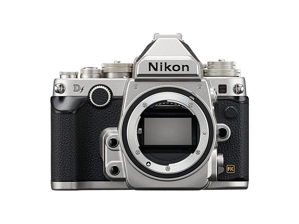 Nikon ニコン Df ボディ シルバー(レンズ別売り)