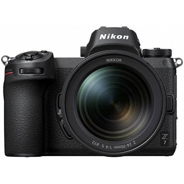 ニコン Z7 24-70 レンズキット [ボディ+交換レンズ「NIKKOR Z 24-70mm f/4 S」 35mmフルサイズ]