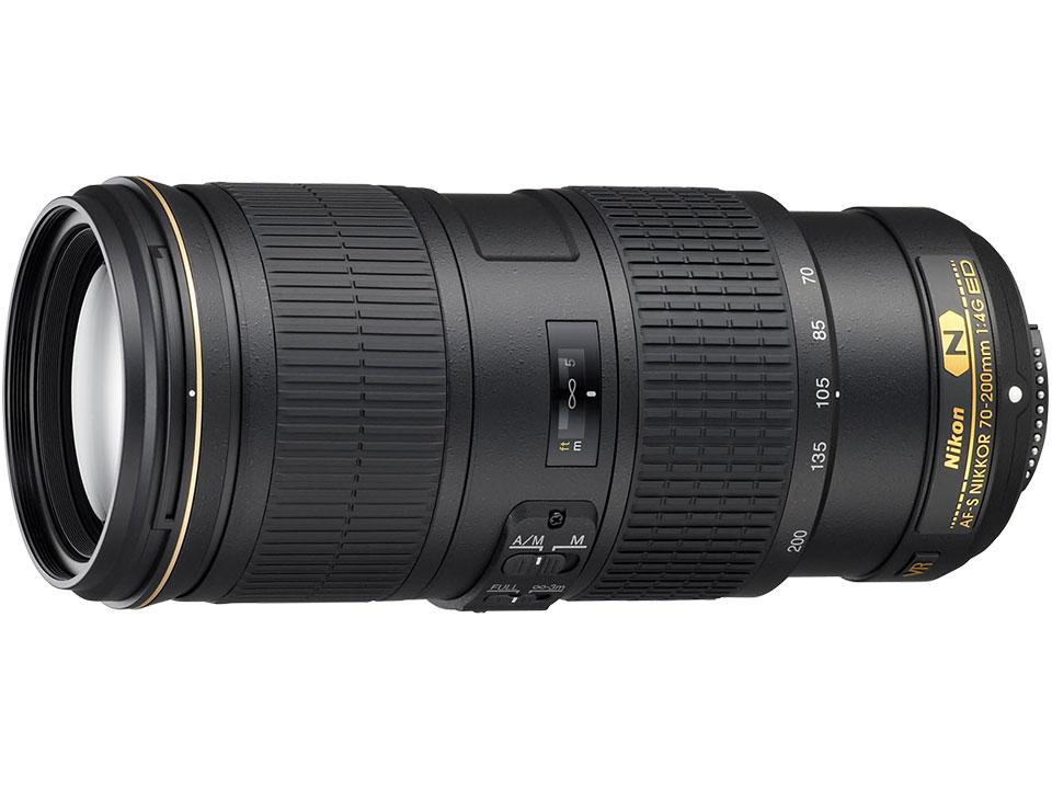Nikon ニコン AF-S NIKKOR 70-200mm f/4G ED VR