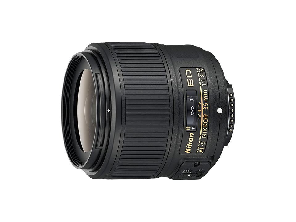 Nikon ニコン AF-S NIKKOR 35mm f/1.8G ED