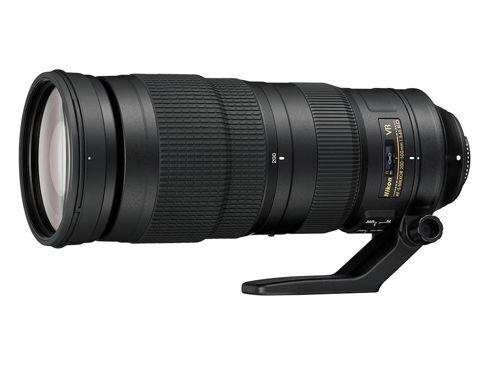 Nikon ニコン AF-S NIKKOR 200-500mm f/5.6E ED VR