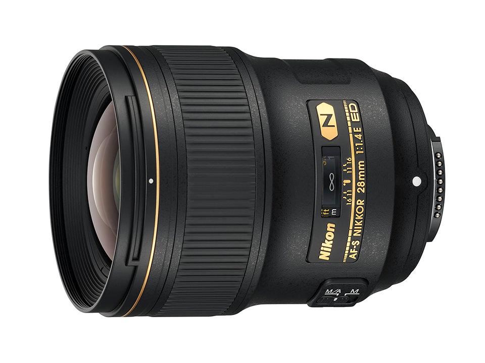 Nikon ニコン AF-S NIKKOR 28mm f/1.4E ED