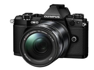 OLYMPUS オリンパス OM-D E-M5 Mark II 14-150mm II レンズキット(ブラック)