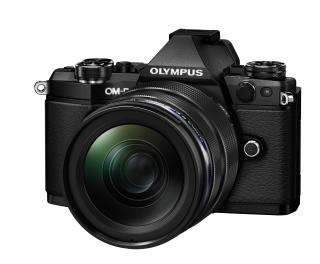 OLYMPUS オリンパス OM-D E-M5 Mark II 12-40mm F2.8 レンズキット(ブラック)