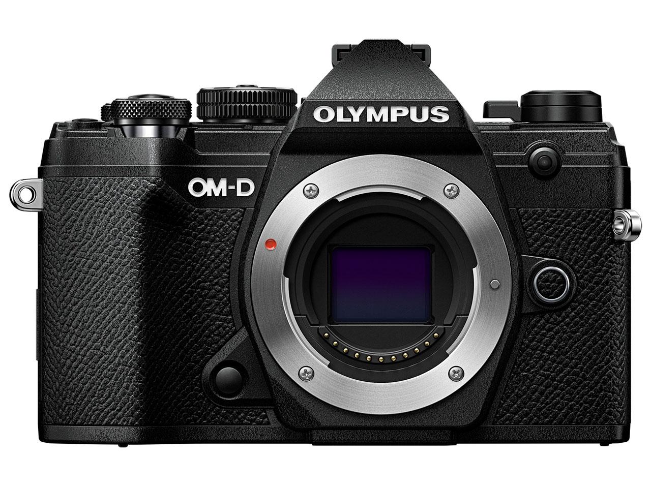 OLYMPUS オリンパス OM-D E-M5 Mark III ボディー(ブラック)(レンズ別売り)
