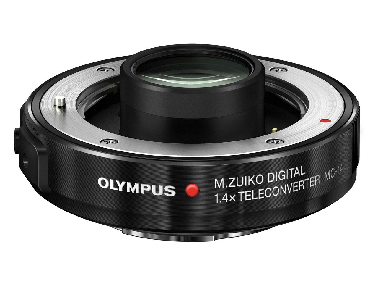 オリンパス OLYMPUS M.ZUIKO DIGITAL 1.4x Teleconverter MC-14