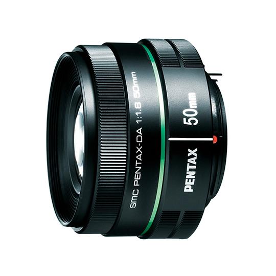 ペンタックス smc PENTAX-DA 50mmF1.8