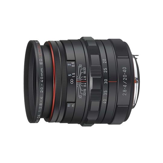 ペンタックス HD PENTAX-DA 20-40mmF2.8-4ED Limited DC WR BK