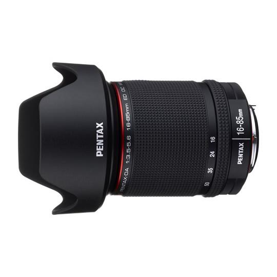 ペンタックス HD PENTAX-DA 16-85mmF3.5-5.6ED DC WR
