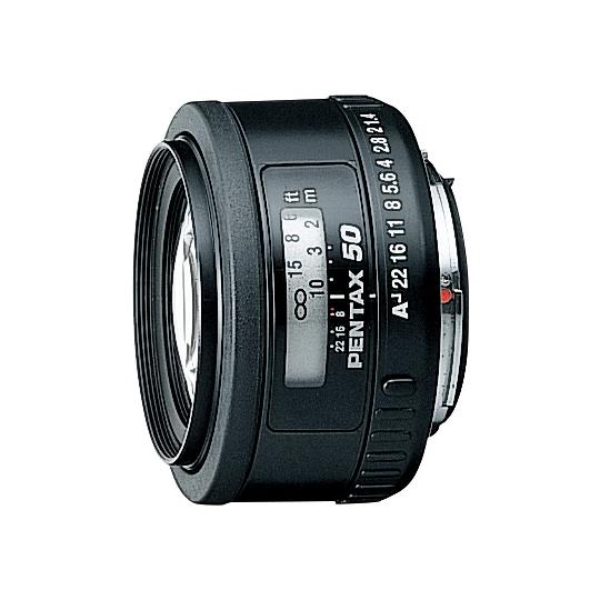 ペンタックス smc PENTAX-FA 50mmF1.4