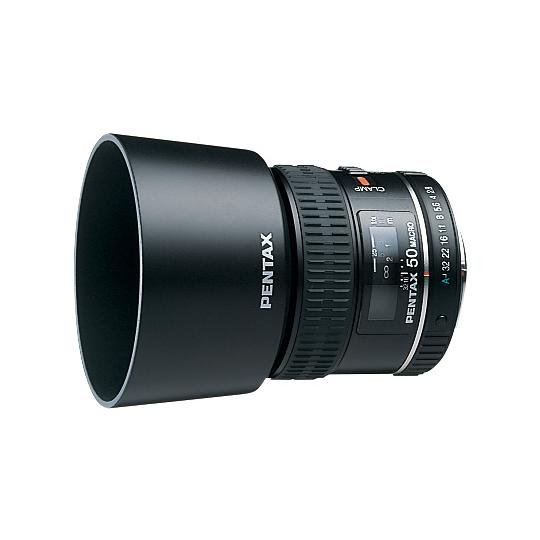 ペンタックス smc PENTAX-D FA MACRO 50mmF2.8