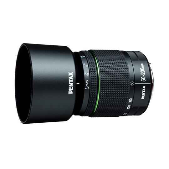 ペンタックス smc PENTAX-DA 50-200mmF4-5.6ED WR