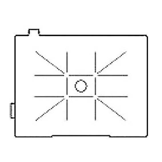 ペンタックス リコー pentax richo 645D FOCUSING SCREEN DK-80