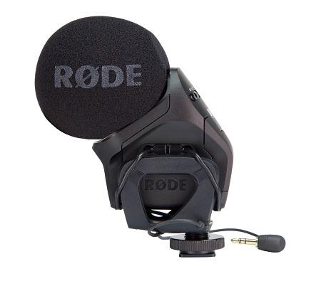 【新品】RODE Microphones Stereo VideoMic Pro