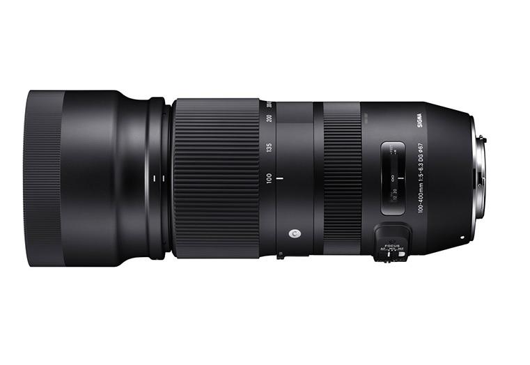 シグマ SIGMA 100-400mm F5-6.3 DG OS HSM ニコン用(超望遠ズームレンズ)