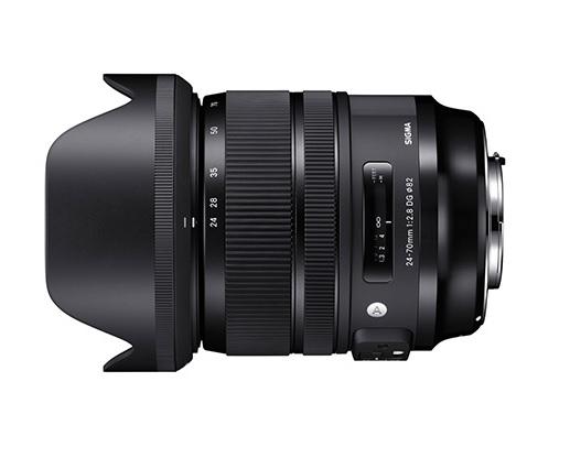 シグマ SIGMA 24-70mm F2.8 DG OS HSM ニコン用