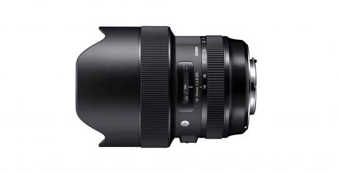 シグマ SIGMA Art 14-24mm F2.8 DG HSM ニコン用