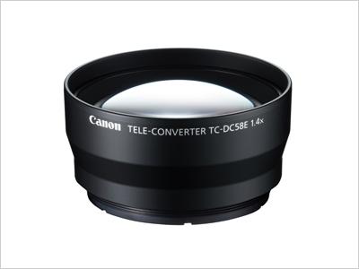 【在庫限り/アウトレット品】キヤノン CANON  ワイドコンバーター WC-DC58N