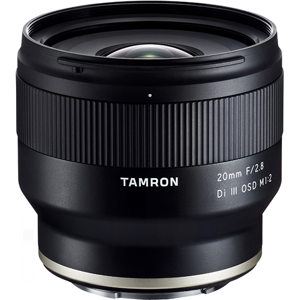 タムロン TAMRON 20mm F/2.8 Di III OSD M1:2(Model F050)
