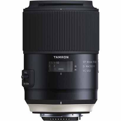 タムロン TAMRON SP90mm/2.8 Di VC USD ニコンF017N